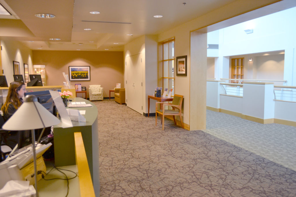 Reception - Washington Plastic Surgery